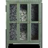 Maison du Monde green Rosario cupboard - Möbel -