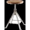 Maison du Monde industrial stool - インテリア -