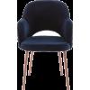Maison du Monde velvet chair - Furniture -