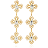 Mallarino Alice 24K Gold Vermeil And Cry - Earrings -