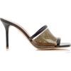 Malone Souliers Laney 85 Embellished PVC - Sandale -