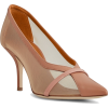 Malone souliers BROOK 70MM NUDE NAPPA - Klasyczne buty -