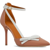 Malone souliers JOSIE 85MM NUDE NAPPA WH - Classic shoes & Pumps -