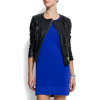 Mango Women's Biker Leather Jacket Black - Jaquetas e casacos - $339.99  ~ 292.01€