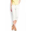 Mango Women's Capri Trousers Neutral - Pants - $44.99