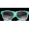 Mango Women's Classic Style Sunglasses Green - Sunglasses - $19.99