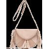 Mango Women's Fringed Messenger Handbag - Carteras - $119.99  ~ 103.06€