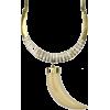 Mango Women's Horn Necklace - Ogrlice - $39.99  ~ 34.35€