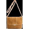 Mango Women's Leather Messenger Leather - Messenger bags - $109.99