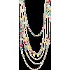 Mango Women's Long Multi-necklace - 项链 - $24.99  ~ ¥167.44