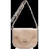 Mango Women's Messenger Handbag Beige - Torbice - $22.99  ~ 19.75€