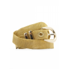 Mango Women's Metallic Belt Gold - Belt - $29.99