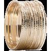 Mango Women's Metallic Bracelets Gold - Narukvice - $14.99  ~ 12.87€
