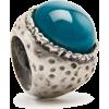 Mango Women's Ring Large Stone Turquoise - Anelli - $19.99  ~ 17.17€