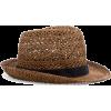Mango Women's Straw Hat Khaki - Hat - $39.99