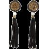 Mango Women's Tassel Long Earrings - Earrings - $19.99