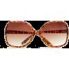Mango Women's Vintage Style Sunglasses - Sunglasses - $29.99
