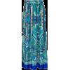 Mango Skirts Blue - 裙子 -
