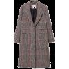 Mango checked coat - Jacket - coats -
