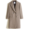 Mango coat - Jacket - coats -