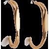 Mango metal hoop earrings - Aretes - £6.99  ~ 7.90€