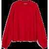 Mango red jumper - Maglioni -