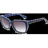 Marc By Marc Jacobs 238/S Sunglasses 0LI4 Blue Azure (JJ Gray Gradient Lens) - Sunglasses - $79.45
