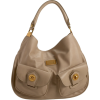 Marc By Marc Jacobs House Of Marc Hobo Leather Shoulder Bag - Stone - Torbice - $399.00  ~ 2.534,68kn