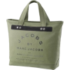 Marc By Marc Jacobs Small Canvas Jacobs Tote Army Green - Hand bag - $84.99
