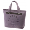 Marc By Marc Jacobs Small Canvas Jacobs Tote Washed Black - Hand bag - $88.99