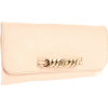 Marc by Marc Jacobs Katie Clutch Leather Purse Wallet - Shell - Hand bag - $325.00