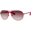 Marc by Marc Jacobs Women's MMJ 004 Aviator Sunglasses,Red Frame/Brown Shade Lens,one size - Sunčane naočale - $117.27  ~ 744,97kn
