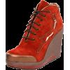 Marc by Marc Jacobs Women's Wertmuller 6168243 Sneaker Wedge Brick - 坡跟鞋 - $330.00  ~ ¥2,211.11