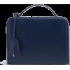 Marc Cross Grace Small Rattan & Leather - Hand bag -