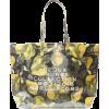 Marc Jacobs - Fruit print tote bag - Torebki -