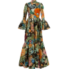 Marc Jacobs Metallic Floral-Embroidered - Vestidos - $14.51  ~ 12.46€