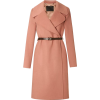 Marc Jacobs dusty pink coat - Jacket - coats -