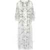 Marchesa Ostrich Feather And Sequin-Embe - Giacce e capotti -