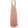 Marchesa's corded lace gown - Obleke -