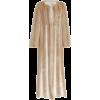 Marei 1998 Mallow Faux Fur Long Coat - Jacket - coats -