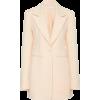 Marina Moscone Oversized Cotton-Blend Bl - ジャケット -