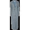 Marina Moscone Recycled Denim Felt Longl - Jacket - coats - $2.54  ~ £1.93