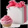 cupcake gift - Items -