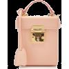 Mark Cross Grace Cube Leather Crossbody - Hand bag -