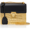 Mark Cross Zelda Leather and Gold-Plated - Hand bag - $2,795.00