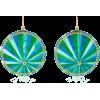 Mark Davis Vintage Bakelite Earrings Wit - Orecchine - $12.93  ~ 11.11€