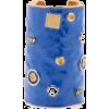 Marni Ocean Blue Embellished Cuff - Bracelets -