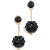 Marni Resin and Metal Earrings - Ohrringe -