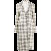 Marni checked single-breasted coat - Jacket - coats -