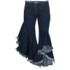 Marques Almeida Flared Cropped Jeans - Jeans -